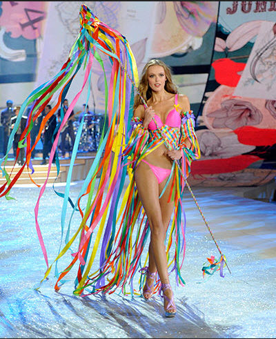 2012-Victoria-Secret FashionShow Pictures