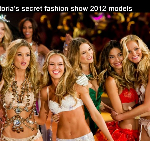 Victoria-Secret Fashion Show-2012-2013 latest-Pictures