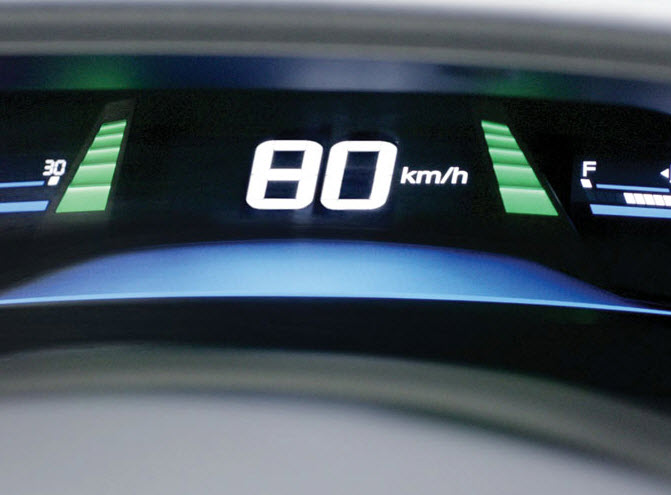 Honda-Civic-2013-digital-speed-meter pics | ItsMyideas : Great minds ...