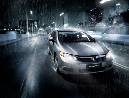 Talking Covers Latest Honda Civic 2013 Car Model Review