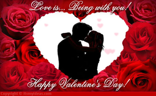 Valentine's Day new ecard