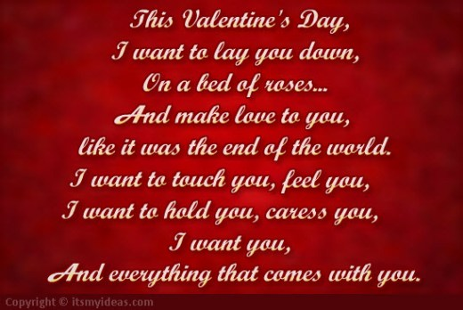Valentine Day 2013 greeting card