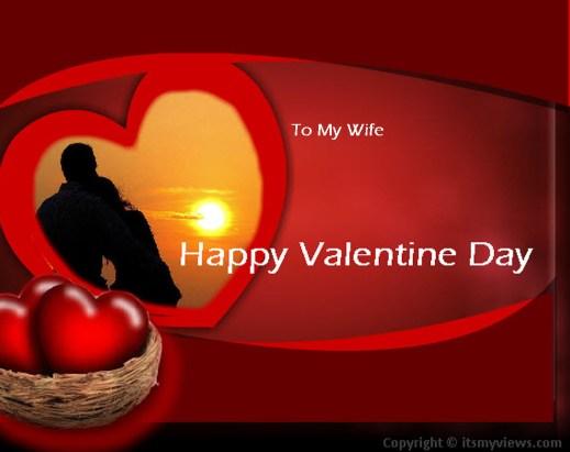 valentine-day-romantic picture fo wife