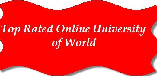 Top Ranking online university in UK 2013