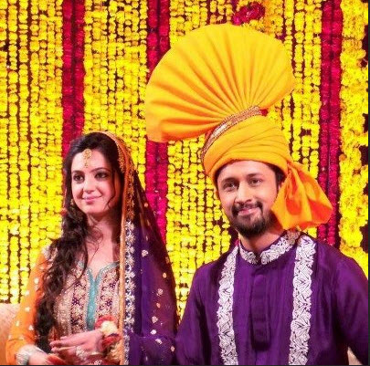 Atif-Aslam--wife-Mehndi-Ceremony-photo