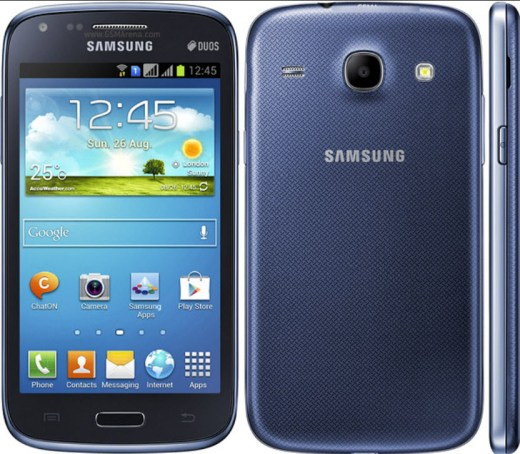 New-Samsung-Smartphone-Samsung Galaxy Core I8260-with price