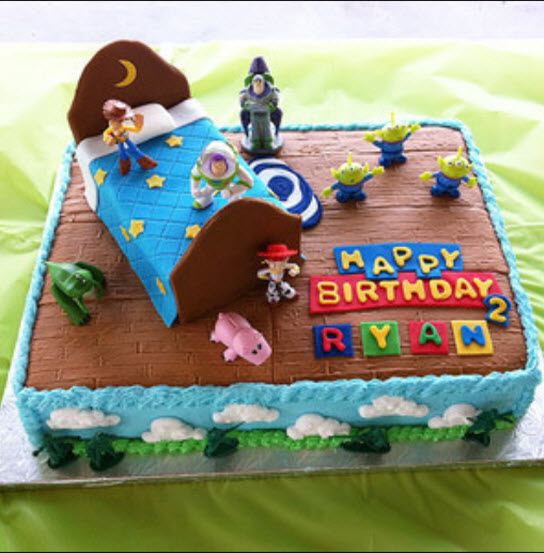 Birthday Cake For Kids Design Wallpaper Itsmyideas Great Minds