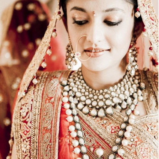 Beautiful-Indian-Bridal-Picture-2013 2014