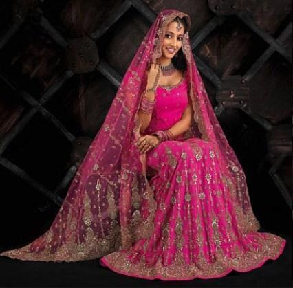 Latest-Bridal-lehnga-color-in-fashion-in-Pakistan-India-UK