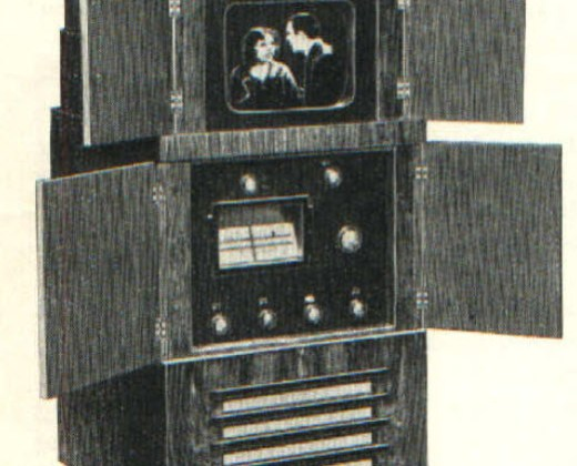 World-first-television-picture