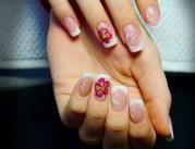 artificial-nails design bridals