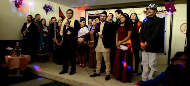 nepalese cultural evening 2013