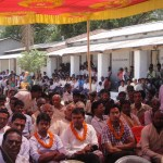 Inauguration program of E-education project (EEICT)