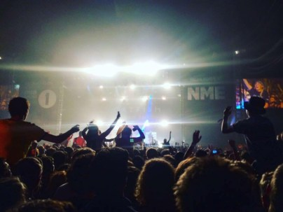 BBC Radio 1 stage
