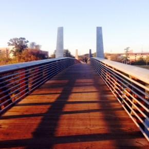 Running Buffalo Bayou