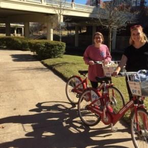 Ten Fun Facts About Biking Downtown