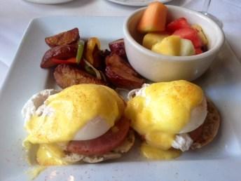 The Best Eggs Benedict