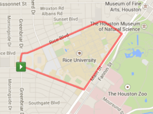 Rice University Outer Loop