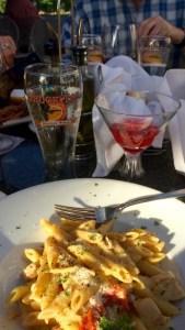 dinner - villa antonio
