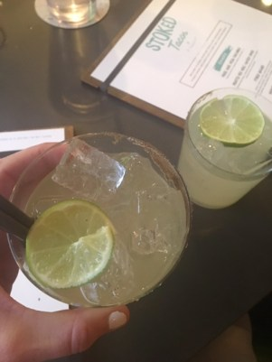 Stoked Marg come best in pairs
