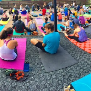 10 Things to Know Before You Go to Yoga at Raven Tower