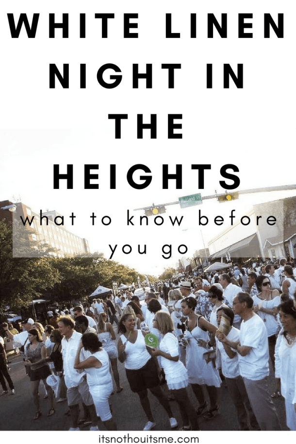 White Linen Nights 2017