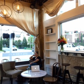 Cafeza: Houston's Newest Coffee Shop & Wine Bar