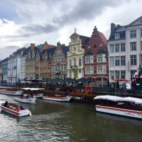 Exploring the Medieval City of Ghent in 24 Hours