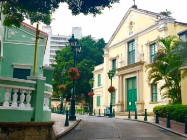 Old World Portugal Macau China Tour Travel