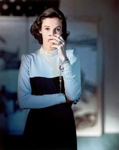 Babe Paley, who definitely never sweat.