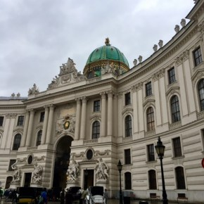 Vienna in 24 Hours — Cafes, Deserts, and Palaces