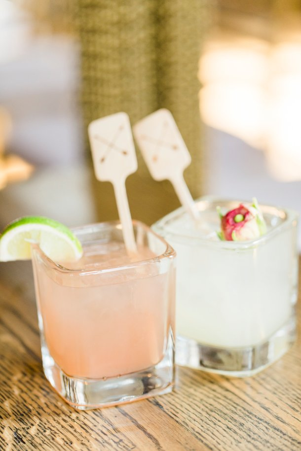 Lawless Spirits Houston Cocktail