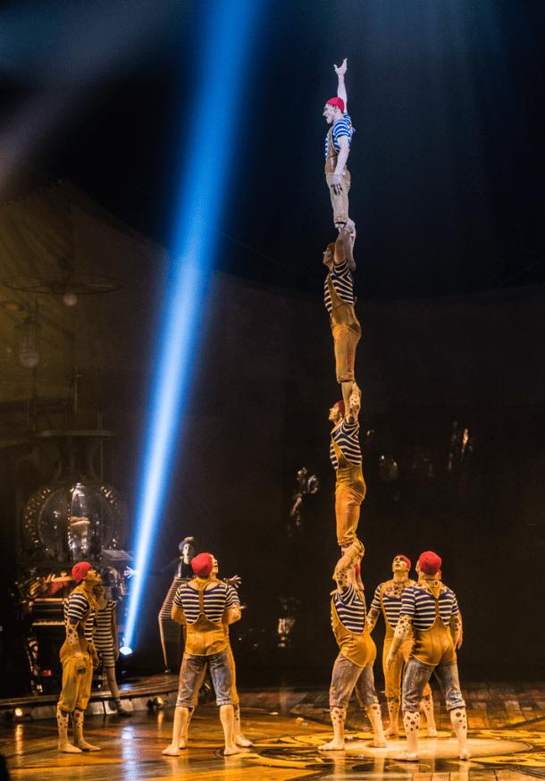 kurios-cirque