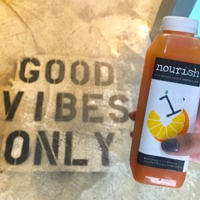 Nourish Juice Bar: How I Survived a 3-Day Juice Cleanse