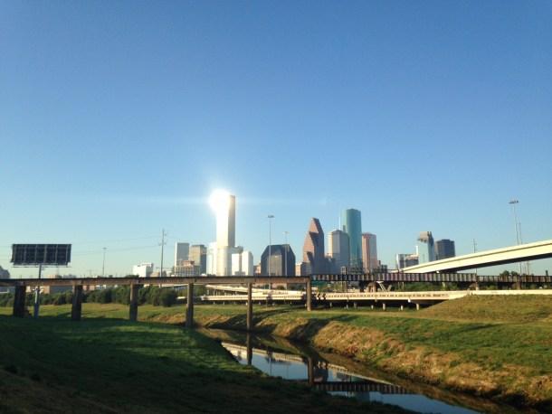 Where to Take Pic of Downtown Houston