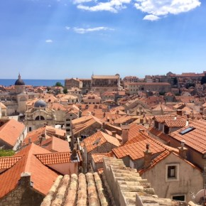 Dubrovnik, Croatia in 24 Hours — Beaches, Old City, and Mountain Top Sunsets