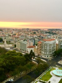 four seasons hotel ritz Lisbon rooftop running track