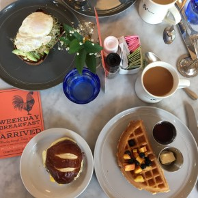 5 Flawless Breakfasts in Houston