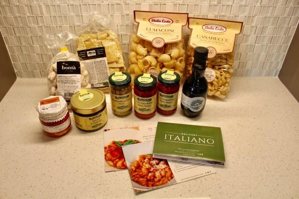 Delivery Italiano