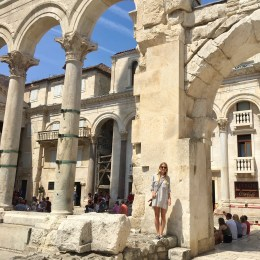 where to take pictures in split croatia