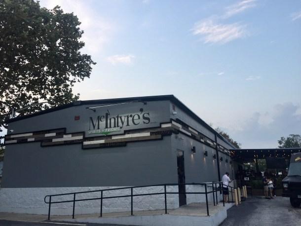 McIntyre's