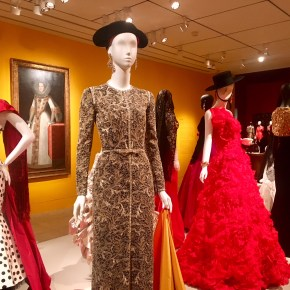 10 Thoughts Had at the MFAH Oscar de la Renta Exhibit