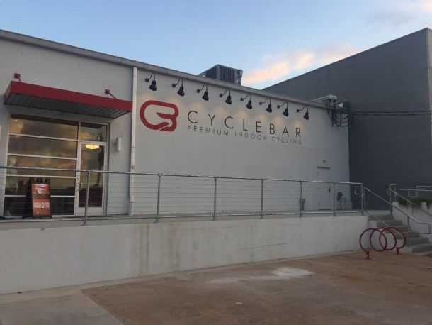 CycleBar Sawyer Heights