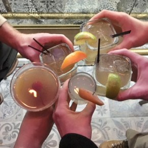 Lawless Spirits & Kitchen: Hidden Gem of Downtown Houston