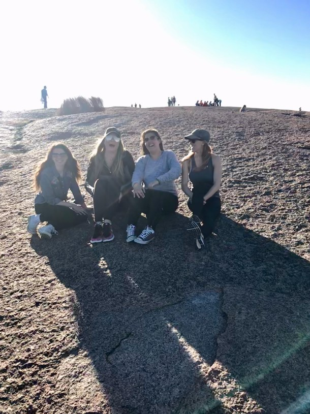 how to get into enchanted rock