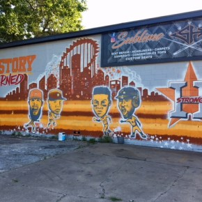 3 Astros Murals to Visit in Houston