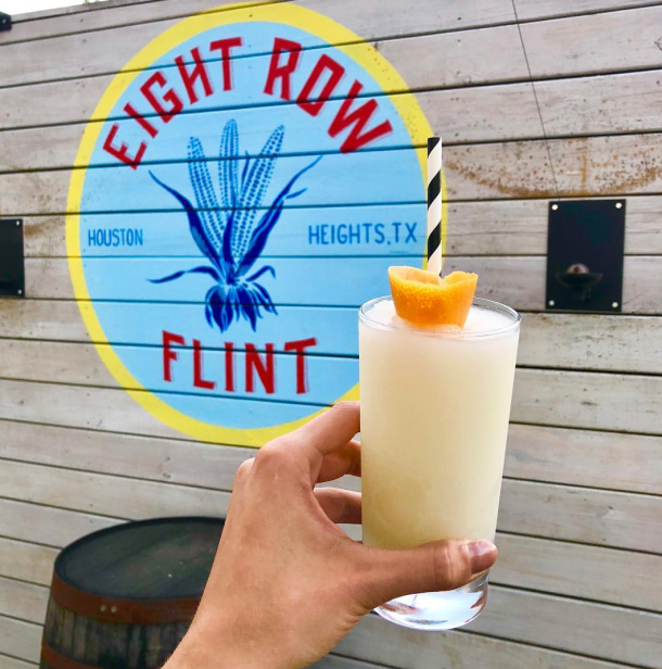 Eight Row Flint