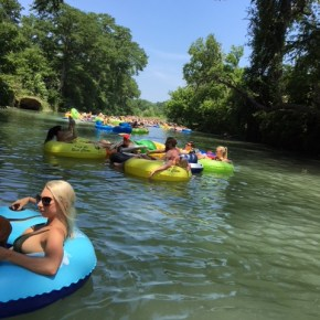 How to Float the River in Texas
