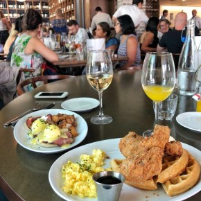 But First, Let's Brunch at a'Bouzy