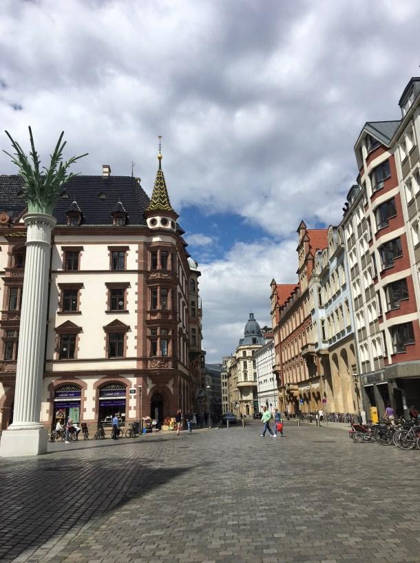 Leipzig City of Music Germany